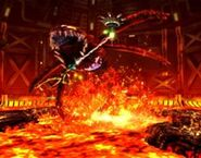Rayo Enganche en Metroid Other M
