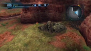 Dragotix durmiendo en metroid other m