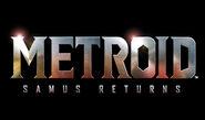 Metroid Samus Returns logo