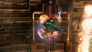 Ataque Espiral SSB4 (Wii U)