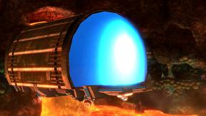 Safety capsule SSBU