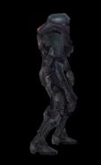 Soldado Oscuro derecha MP2