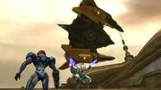 Ghor throws ship