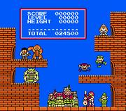 Tetris (NES) - Nintendo Cameos