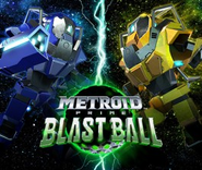 Blast Ball equipos MPFF