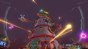 Kraid en Metroid Blast1
