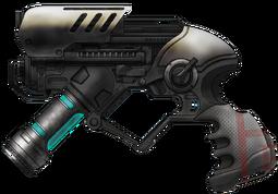 Modelo-Pistola de Hielo