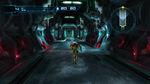 Samus enters Cryosphere corridor HD