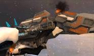 G.F.S. Daedalus wreckage