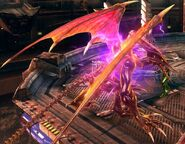 Meta Ridley SSB WiiU