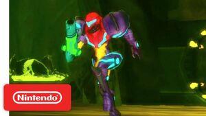 Metroid Samus Returns - Samus is Back