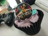 Ander Amo del Ser MSR cupcake closeup