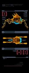 Escaneo del Metroid Saltón (derecha) MP3