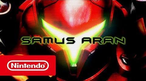 Metroid Samus Returns - Overview Trailer (Nintendo 3DS)
