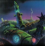 Exploding Videoland - Metroid