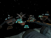 Celestial archives docking bay platforms