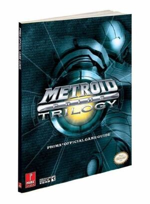 Metroid Prime Trilogy Prima Official Game Guide