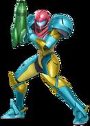 SSBU Samus Alt. Costume - Fusion Suit