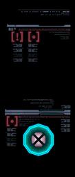 Conector de Bomba escaneo izquierda mp3c