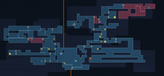 Metroid Area 4 map