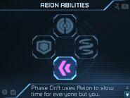 Aeion Abilities Phase Drift