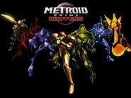 Metroid all hunters