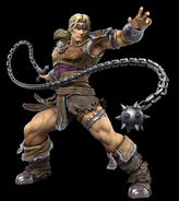 SSB Ultimate Simon render