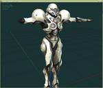 Light Suit render