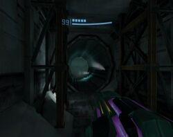 Hydra Lab Entryway