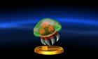Metroid Trophy SSB3DS