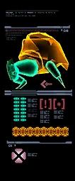 Escaneo de la Garrapata Mecánica (derecha) MP3
