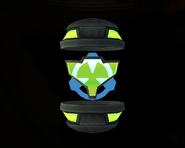 Mp2 combat visor pickup
