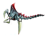 Plated Parasite Concept Art MP1