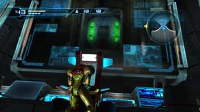 Transport to Main Sector door in Floor Observation Room - unlocked