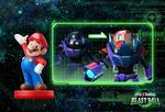 Mech Mario amiibo skin