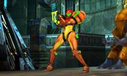 Metroid Samus Returns Varia Suit (Power Beam) Full Body Varia Suit (Cutscene)