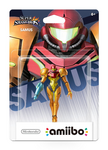 Samus amiibo package