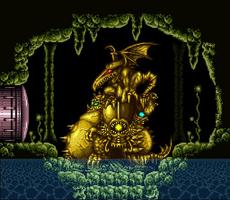 Golden Statue (screen 01)