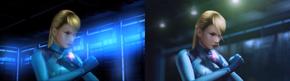 Metroid Other M E3 2009 Trailer graphics comparison