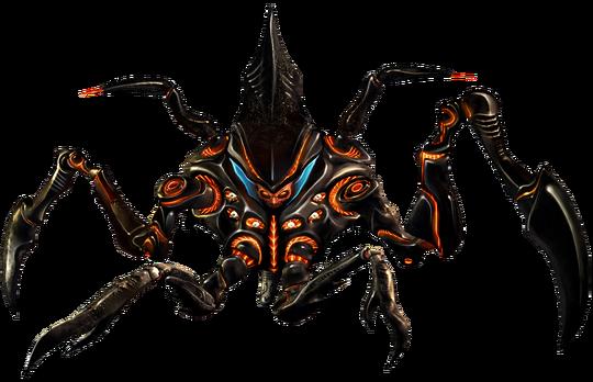 Metroid Prime(spider)