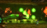 Reina Metroid esferas verdes MSR