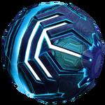 PED Morph Ball 75% Hazard CMDL
