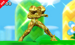 Gold Fighter Samus