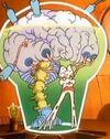Cerebro Madre Captain N - The Game Master