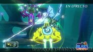 Ridley y Ridley de hielo-Metroid Blast