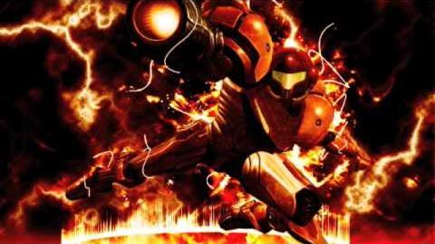 Metroid Mix Legacy of Samus