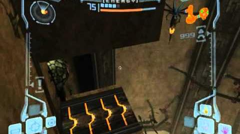 TAS Metroid Prime - Sun Tower Without Supers-Spider