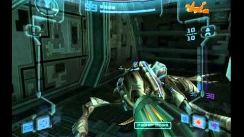 Metroid Prime 2 - Spider Guardian Skip