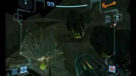 Metroid Prime 2 Echoes - New Item Loss Skip Wallcrawl