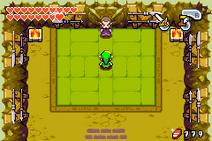 (GBA Rom) The Legend of Zelda - The Minish Cap 01a